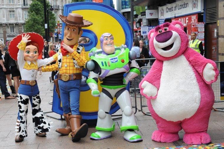 'Toy Story 3' Film Premiere, London, Britain - 18 Jul 2010