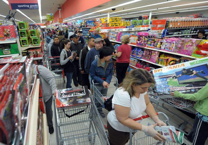Usa Shopping Black Friday - Nov 2009