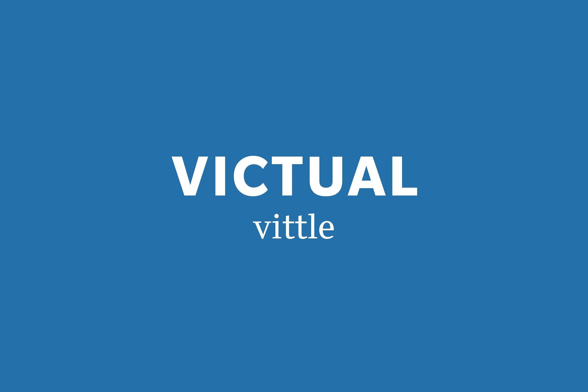 victual pronunciation