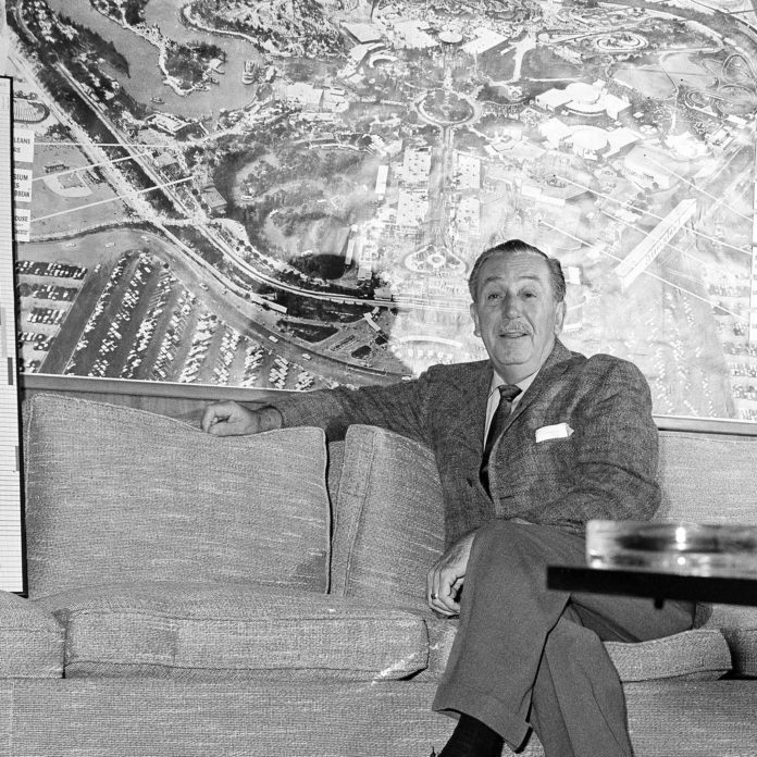Walt Disney Reveals Just How Disneyland Was Created in Rare Interview