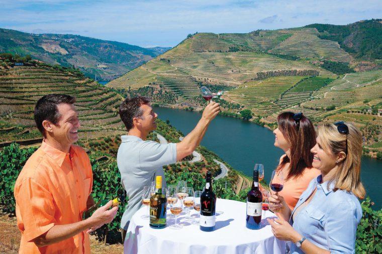 wine tasting cruise for AmaWaterways