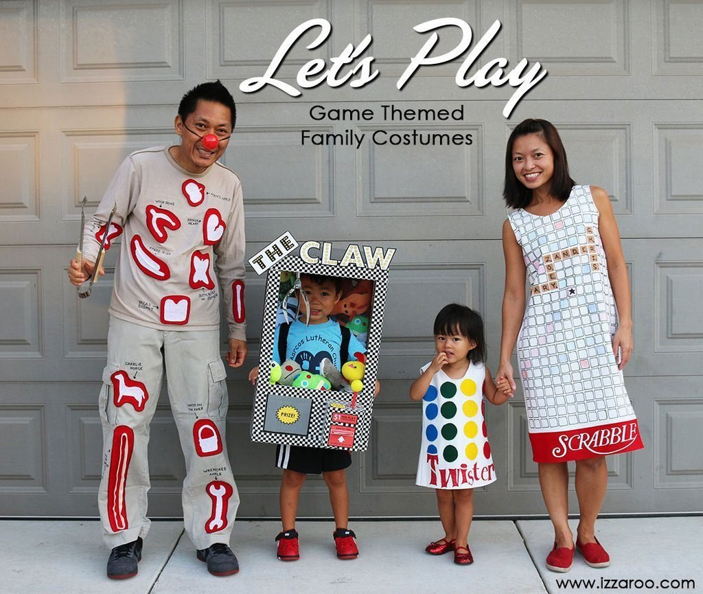 Family Of 4 Halloween Costumes 2019.The Best Family Halloween Costumes To Try This Year