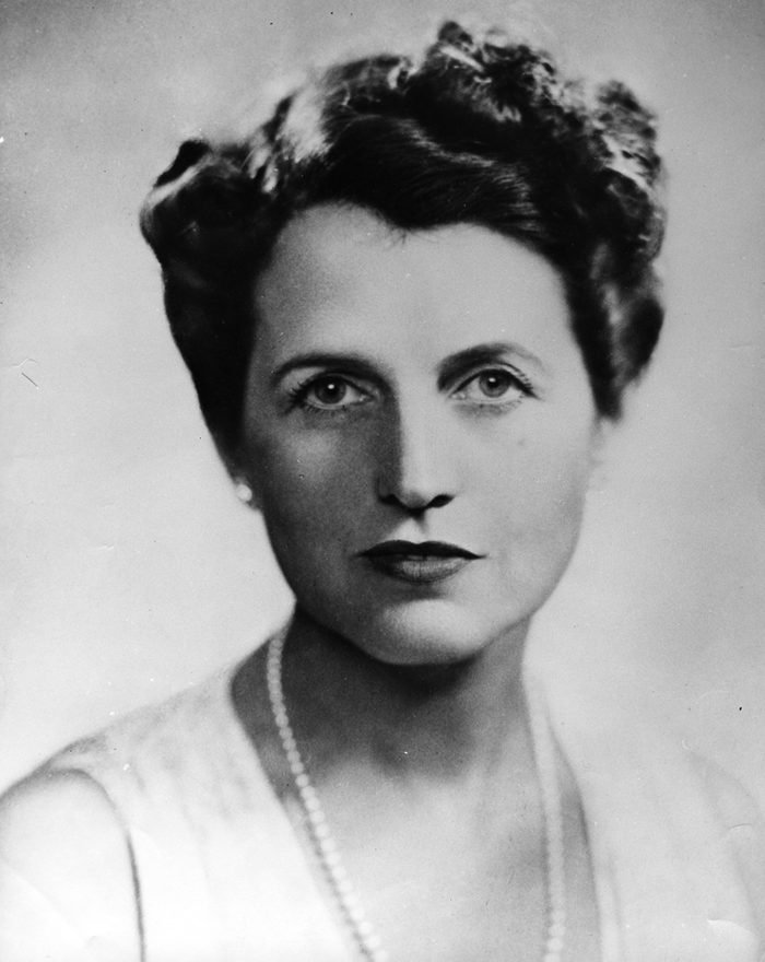 Mrs. Joseph P. Kennedy, London, circa 1939