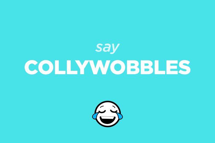 collywobbles