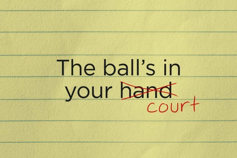 ball's in your court