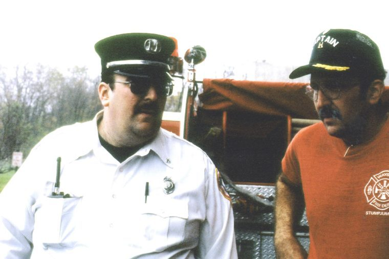 Mark Newman and Jerry Levey