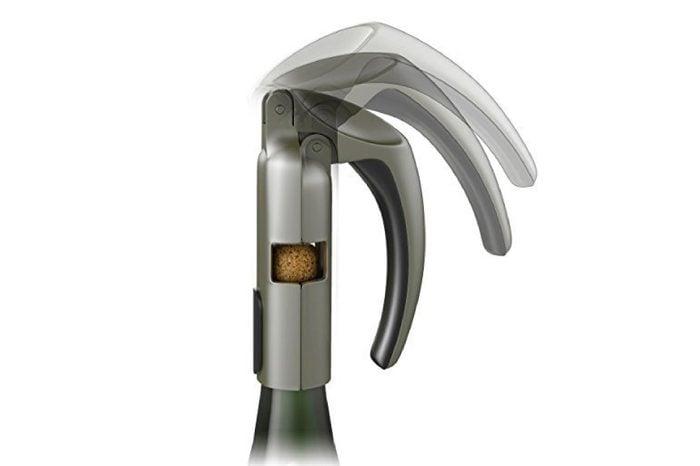 FizzVac Champagne Opener