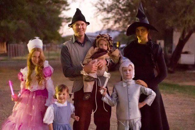 Wizard of OzFamily Costume