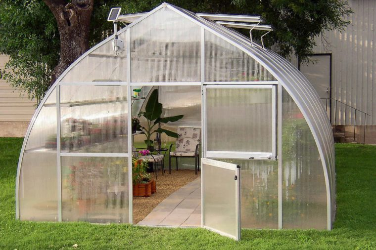 Riga XL 6 Professional Greenhouse