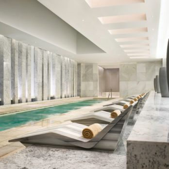 11 of the Most Luxurious Spas in the World