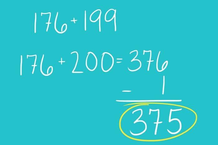 adding 99