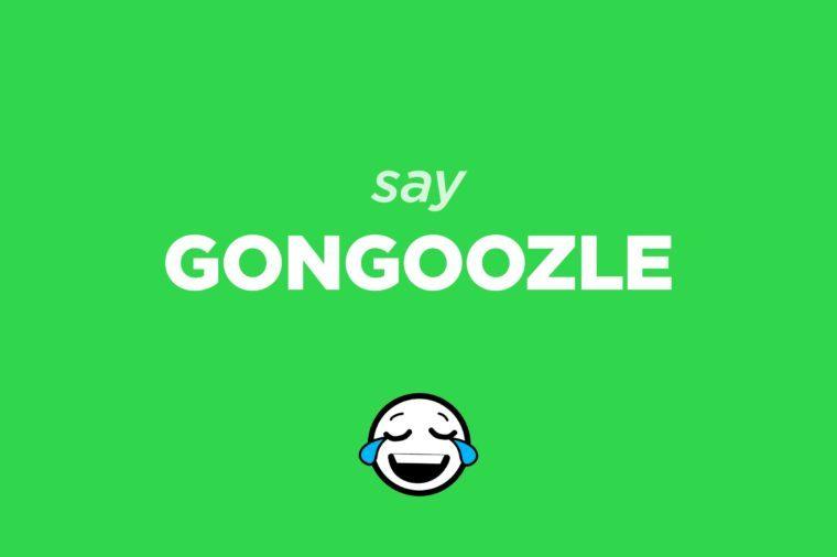 gongoozle
