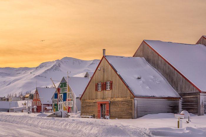 The Herring Era Museum, Siglufjörður, Iceland