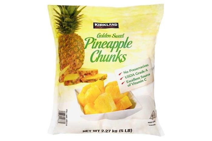 Kirkland Signature Pineapple Chunks, 5 lbs