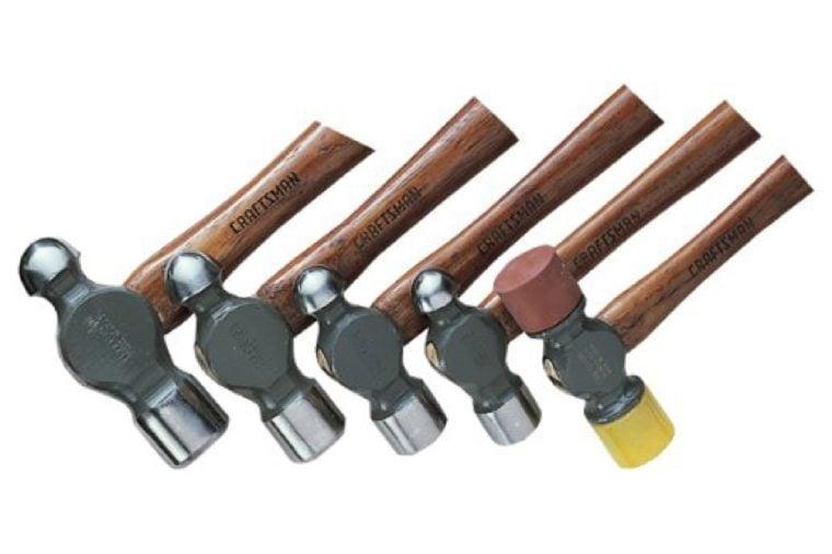 Craftsman 5-Piece Hammer Set