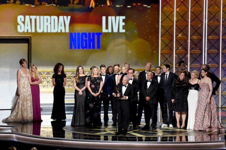 2017 Primetime Emmy Awards - Show, Los Angeles, USA - 17 Sep 2017