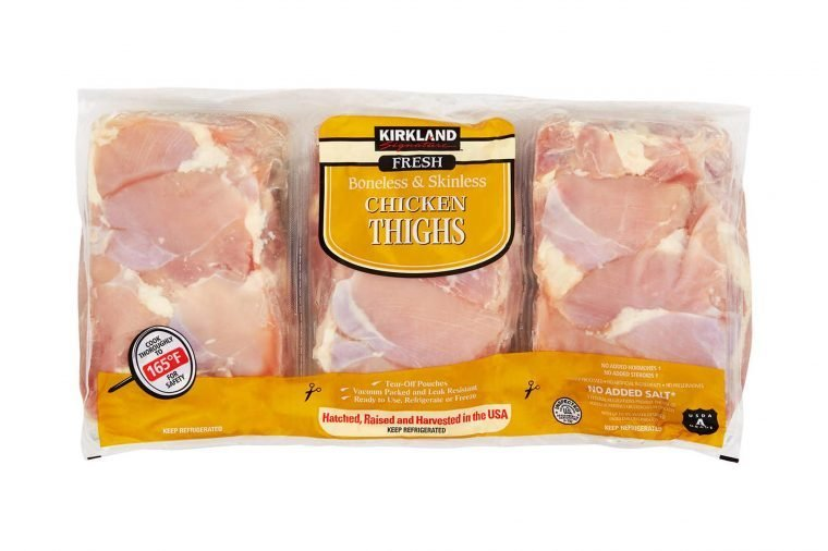 Kirkland-Signature-Chicken-Thighs,-Boneless-Skinless,-5-lb-avg-wt