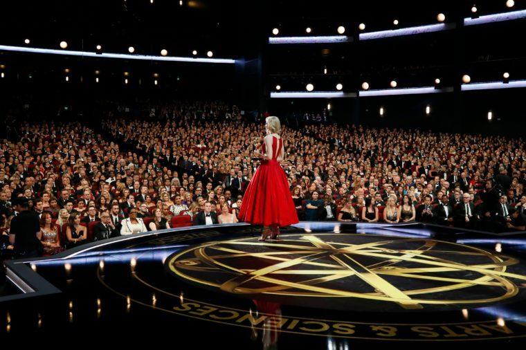 69th Primetime Emmy Awards - Red Carpet Stage, Los Angeles, USA - 17 Sep 2017
