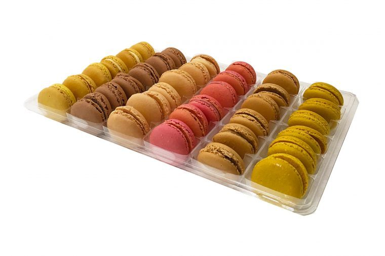 French Patisserie Looka Macarons