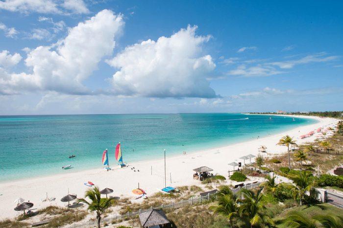 Grace Bay, Turks & Caicos