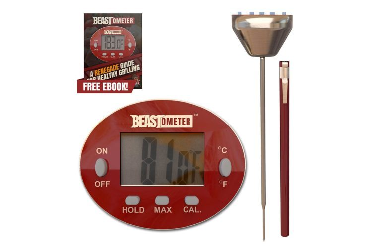 Grill Beast Digital Meat Thermometer