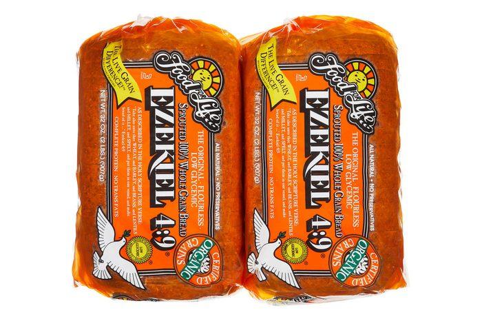 Food For Life Ezekiel 4:9 Flourless Organic Whole Grain Bread, 32 oz, 2 ct