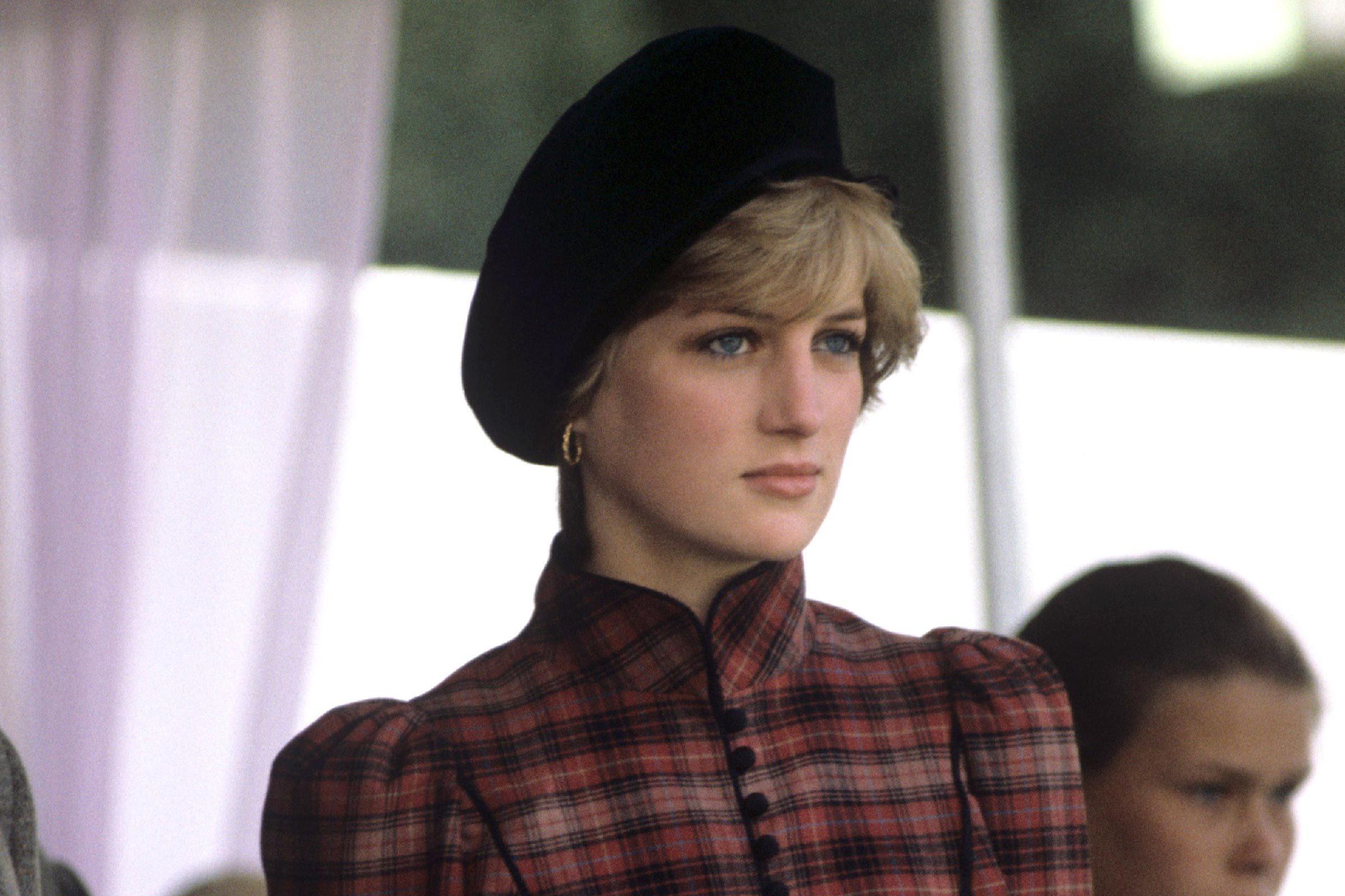 Prince Charles and Princess Diana at the Braemar Games, Scotland, Britain - Sep 1981