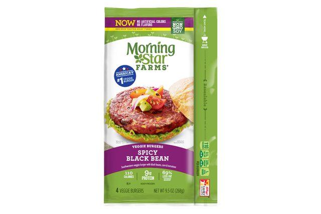 MorningStar Farms Chipotle Black Bean Burgers