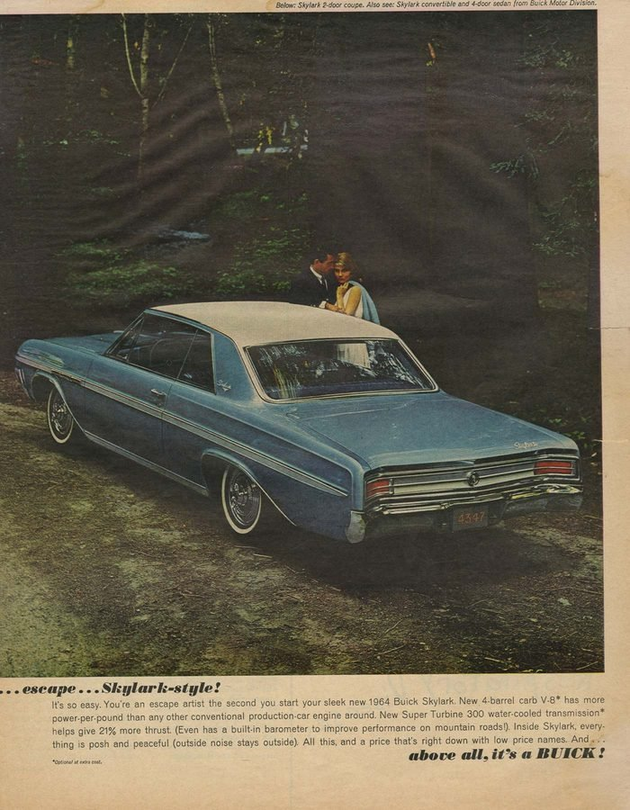 '64 buick skylark