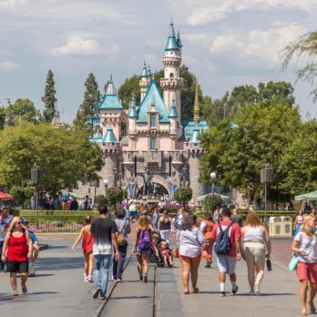 Why You'll Never See a Disney Employee Point with Their Index Finger