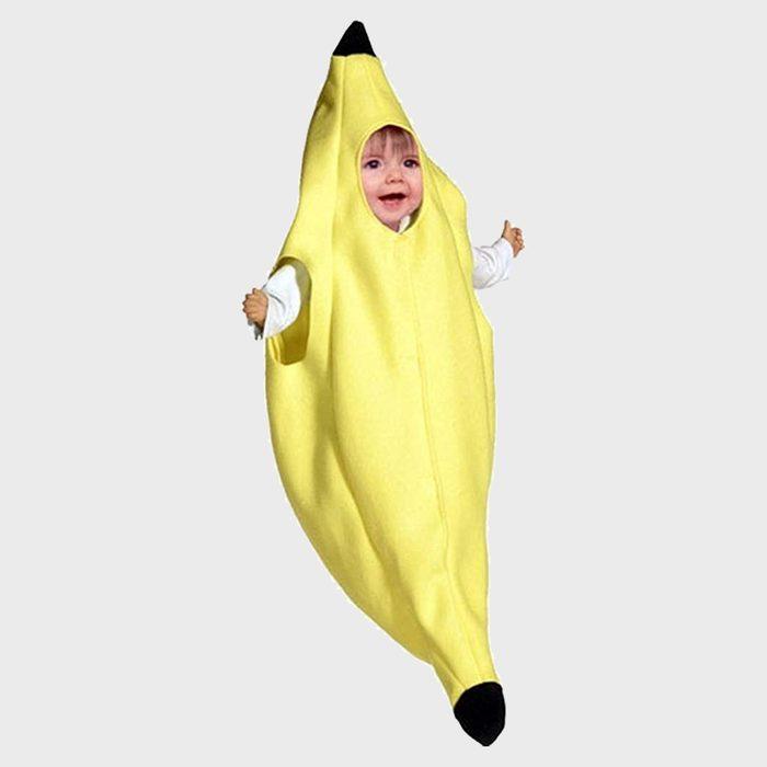 Banana Baby Costume