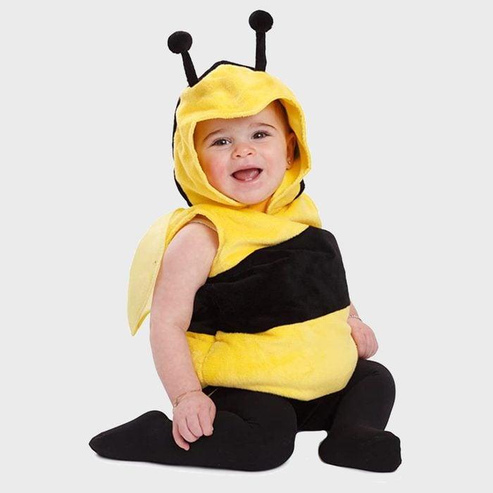 Bumblebee Baby Costume