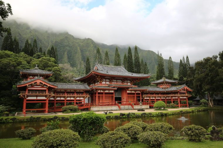 Byodo in temple