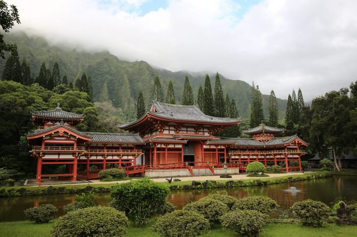 Byodo in temple