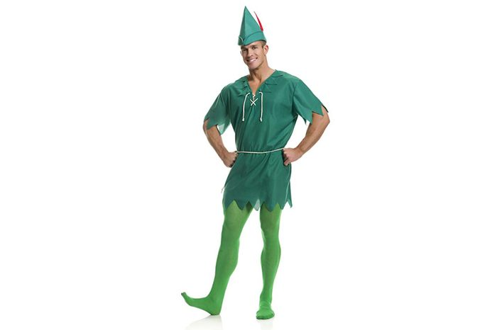 Charades Unisex Adult Peter Pan Costume