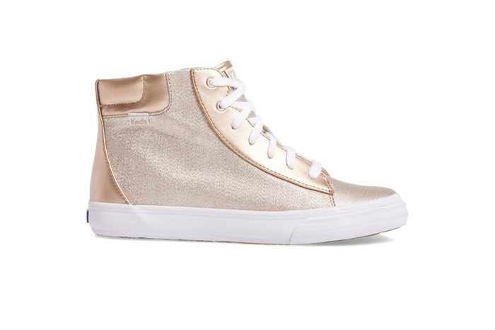 Double Up High Top Sneaker