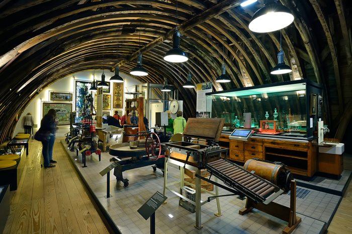 Dutch Cheese Museum