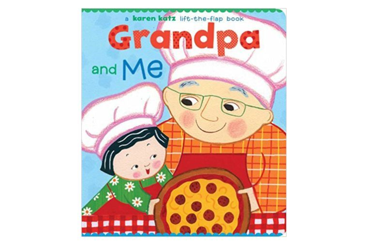 Grandpa and Me (Lift-The-Flap Book (Little Simon))