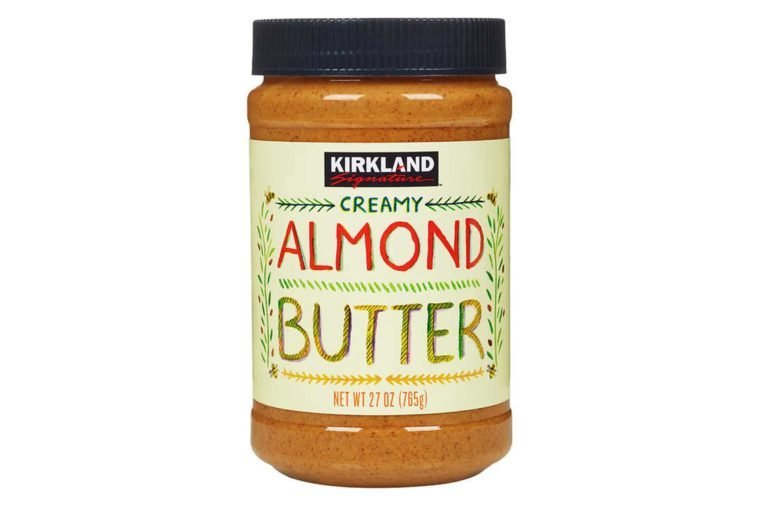 Kirkland Signature Creamy Almond Butter, 27 oz