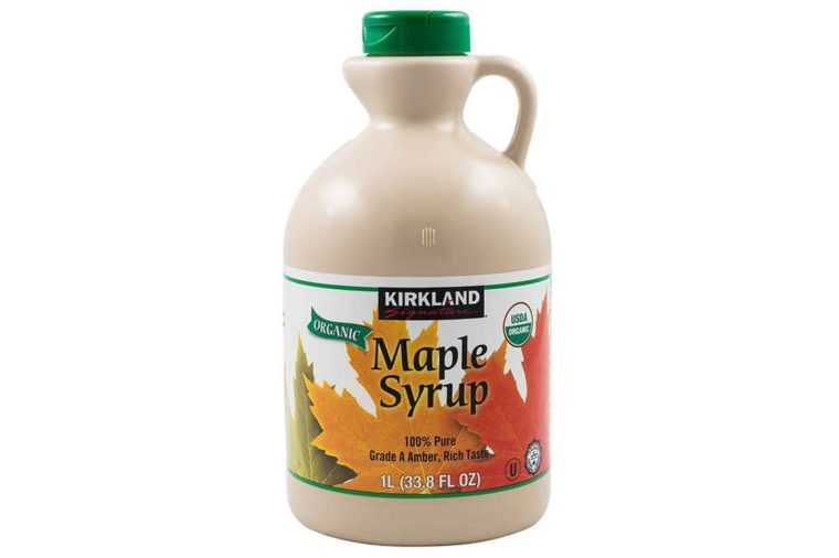 Kirkland Signature Organic Pure Maple Syrup, 33.8 oz