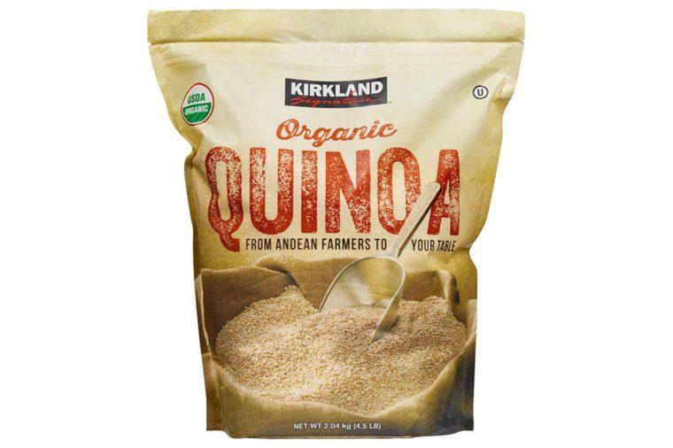 Kirkland Signature Organic Quinoa, 4.5 lbs