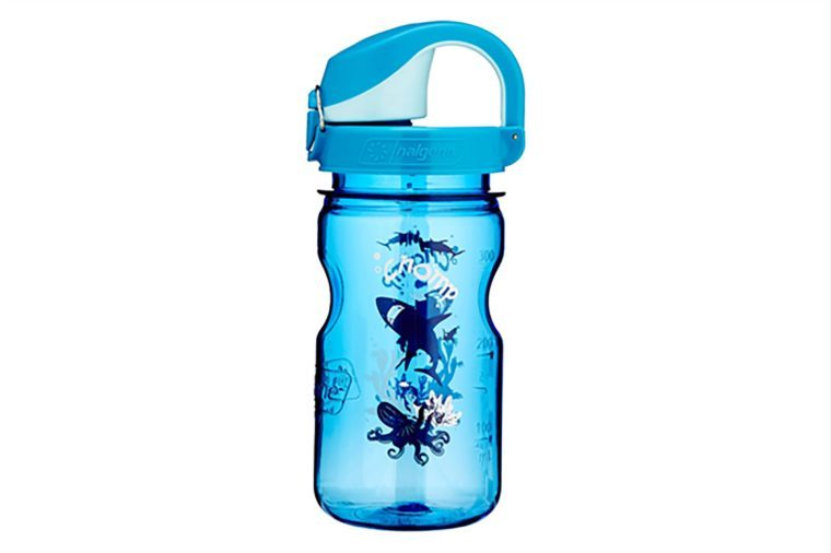 Nalgene-Tritan-12oz-On-the-Fly-(OTF)-Kids-BPA-Free-Water-Bottle
