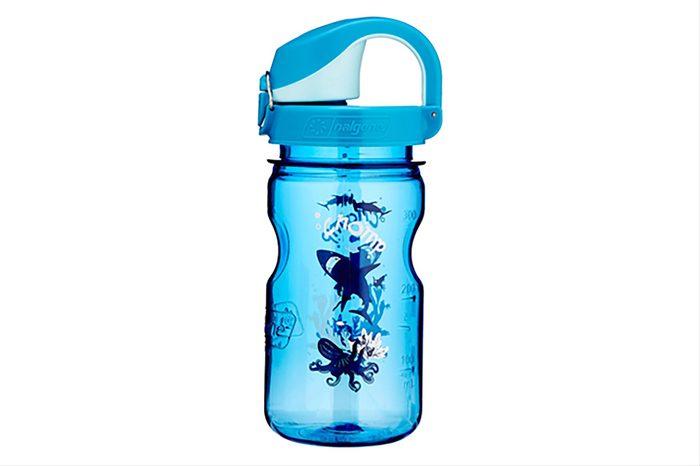 Nalgene-Tritan-12oz-On-the-Fly-(OTF)-Kids-BPA-Free-Water-Bottle