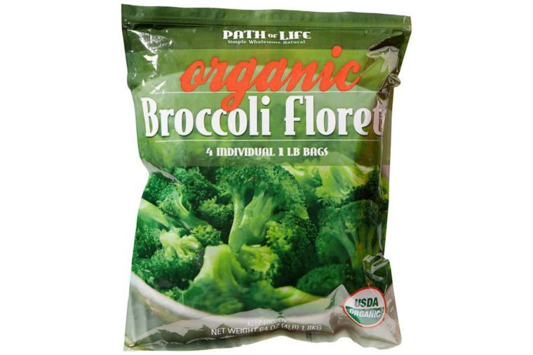 Path of Life Organic Broccoli Florets, 1 lb, 4 ct