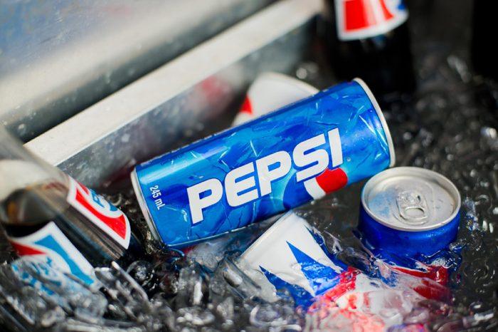 pepsi anniversary 120 years: pepsi generations, logo of pepsi