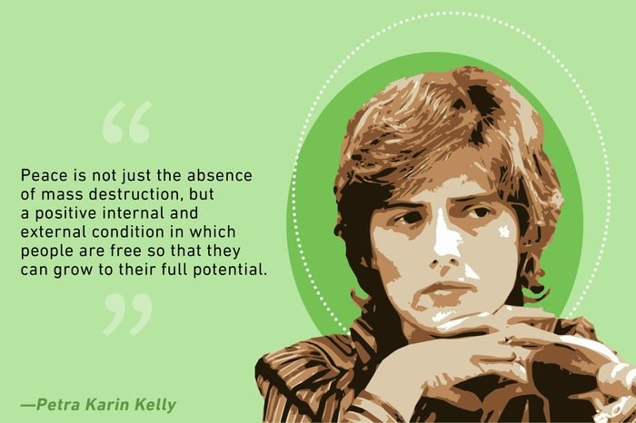 Petra karin kelly illustration and quote text