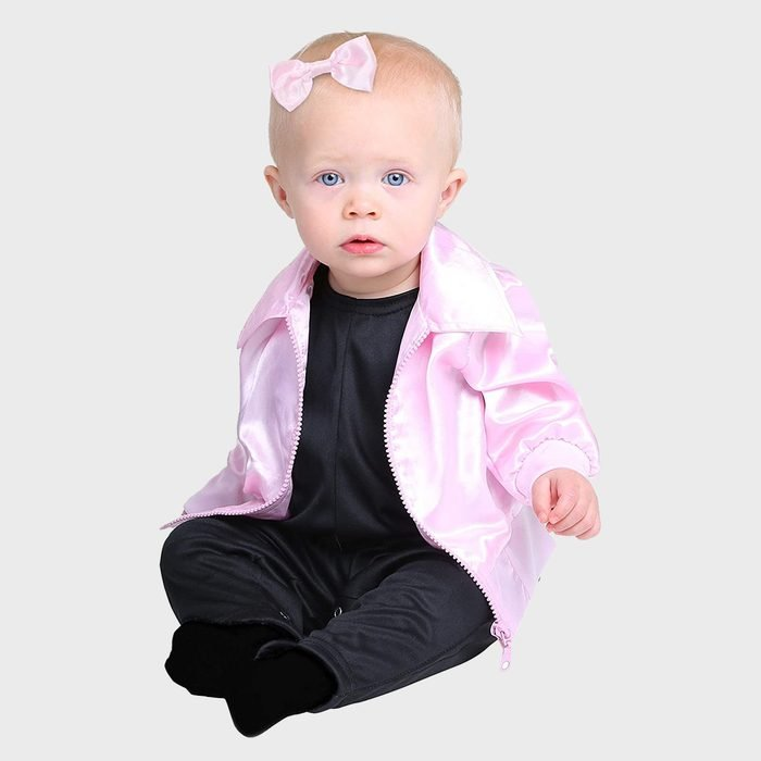 Pink Lady Baby Costume