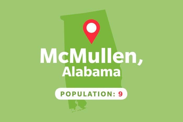 McMullen, Alabama
