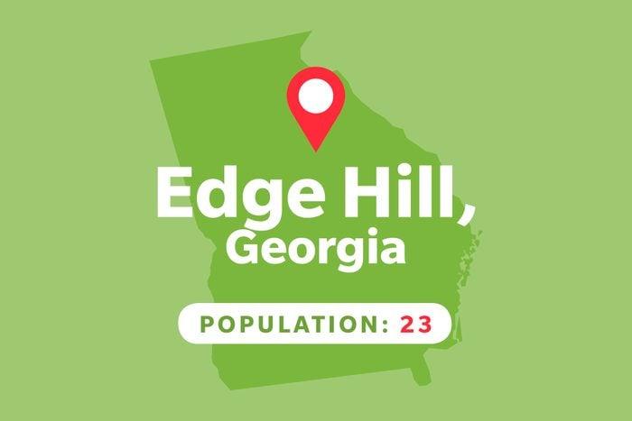 Edge Hill, Georgia