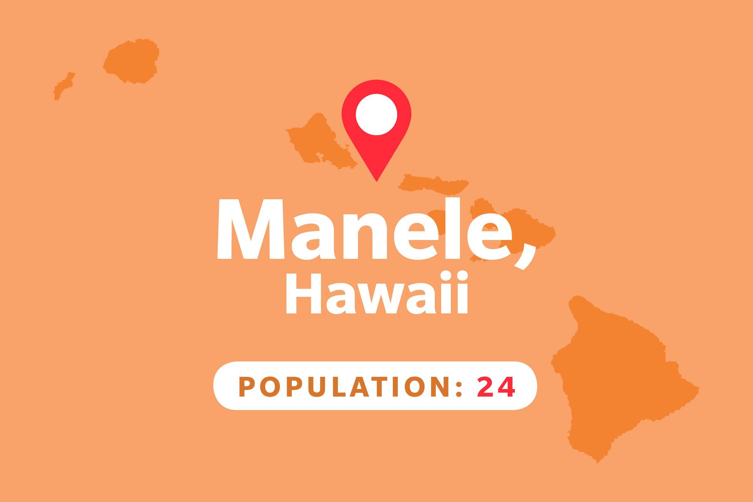 Manele, Hawaii